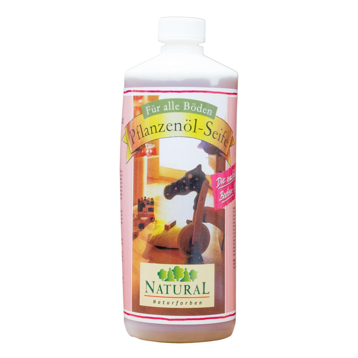 Natural Pflanzenöl Seife