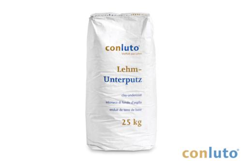 Lehm-Unterputz 25 kg